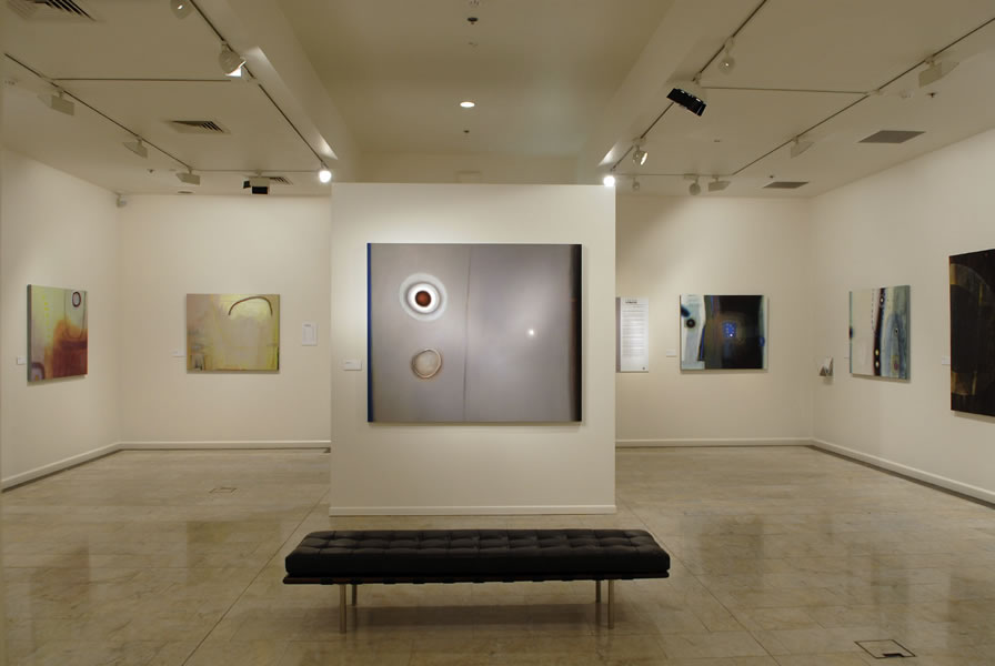 Inside view of CRG New Directions Exhibition